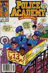 Police Academy #4 Comic Books - Covers, Scans, Photos  in Police Academy Comic Books - Covers, Scans, Gallery