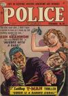 Police Comics #110 comic books for sale