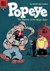 Popeye #40 comic books for sale