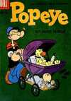 Popeye #53 Comic Books - Covers, Scans, Photos  in Popeye Comic Books - Covers, Scans, Gallery