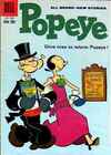 Popeye #54 comic books for sale