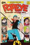 Popeye Comic Books. Popeye Comics.