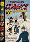 Popular Comics comic books