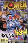 Power Company # comic book complete sets Power Company # comic books
