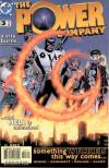 Power Company #3 comic books for sale