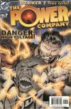 Power Company #7 comic books for sale