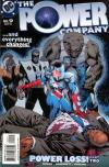 Power Company #9 comic books for sale