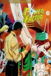 Power Factor #3 comic books - cover scans photos Power Factor #3 comic books - covers, picture gallery