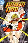 Power Girl comic books