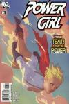 Power Girl #13 Comic Books - Covers, Scans, Photos  in Power Girl Comic Books - Covers, Scans, Gallery