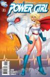 Power Girl #2 Comic Books - Covers, Scans, Photos  in Power Girl Comic Books - Covers, Scans, Gallery