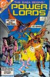 Power Lords # comic book complete sets Power Lords # comic books