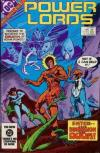 Power Lords #2 comic books - cover scans photos Power Lords #2 comic books - covers, picture gallery
