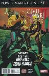 Power Man and Iron Fist #6 comic books for sale