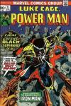 Power Man comic books