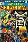 Power Man #19 comic books - cover scans photos Power Man #19 comic books - covers, picture gallery