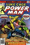 Power Man #36 comic books - cover scans photos Power Man #36 comic books - covers, picture gallery