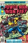 Power Man #52 comic books - cover scans photos Power Man #52 comic books - covers, picture gallery