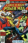 Power Man #1 comic books - cover scans photos Power Man #1 comic books - covers, picture gallery