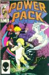 Power Pack #11 comic books - cover scans photos Power Pack #11 comic books - covers, picture gallery