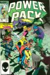 Power Pack #12 comic books - cover scans photos Power Pack #12 comic books - covers, picture gallery