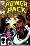 Power Pack #14 comic books - cover scans photos Power Pack #14 comic books - covers, picture gallery