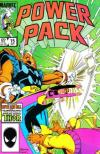 Power Pack #15 comic books - cover scans photos Power Pack #15 comic books - covers, picture gallery