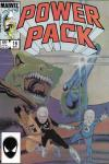 Power Pack #16 comic books - cover scans photos Power Pack #16 comic books - covers, picture gallery