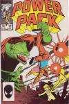 Power Pack #17 comic books for sale