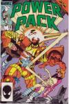 Power Pack #18 comic books - cover scans photos Power Pack #18 comic books - covers, picture gallery