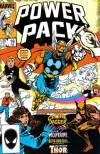 Power Pack #19 comic books - cover scans photos Power Pack #19 comic books - covers, picture gallery