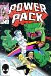 Power Pack #2 comic books - cover scans photos Power Pack #2 comic books - covers, picture gallery