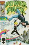 Power Pack #22 comic books for sale