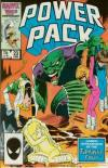 Power Pack #23 comic books - cover scans photos Power Pack #23 comic books - covers, picture gallery