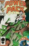 Power Pack #24 comic books - cover scans photos Power Pack #24 comic books - covers, picture gallery