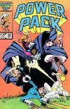 Power Pack #26 comic books - cover scans photos Power Pack #26 comic books - covers, picture gallery