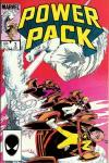 Power Pack #3 comic books - cover scans photos Power Pack #3 comic books - covers, picture gallery