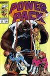Power Pack #32 comic books - cover scans photos Power Pack #32 comic books - covers, picture gallery