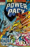 Power Pack #35 comic books - cover scans photos Power Pack #35 comic books - covers, picture gallery