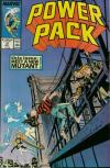 Power Pack #37 comic books - cover scans photos Power Pack #37 comic books - covers, picture gallery