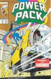 Power Pack #41 comic books - cover scans photos Power Pack #41 comic books - covers, picture gallery
