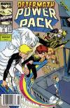 Power Pack #44 comic books - cover scans photos Power Pack #44 comic books - covers, picture gallery