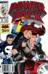 Power Pack #46 comic books - cover scans photos Power Pack #46 comic books - covers, picture gallery