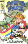 Power Pack #47 comic books - cover scans photos Power Pack #47 comic books - covers, picture gallery