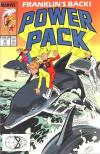 Power Pack #48 comic books - cover scans photos Power Pack #48 comic books - covers, picture gallery