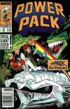 Power Pack #50 comic books - cover scans photos Power Pack #50 comic books - covers, picture gallery