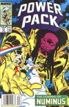 Power Pack #51 comic books for sale