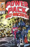 Power Pack #52 Comic Books - Covers, Scans, Photos  in Power Pack Comic Books - Covers, Scans, Gallery
