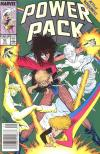 Power Pack #53 comic books - cover scans photos Power Pack #53 comic books - covers, picture gallery
