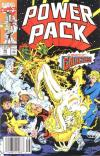 Power Pack #56 comic books - cover scans photos Power Pack #56 comic books - covers, picture gallery